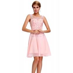 Sukienki z perełkami, 6 kolorów